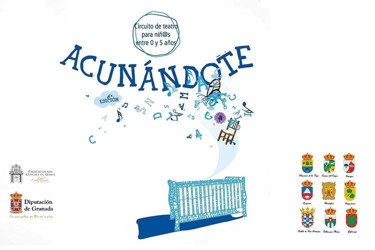 Cartel acunándote 2015