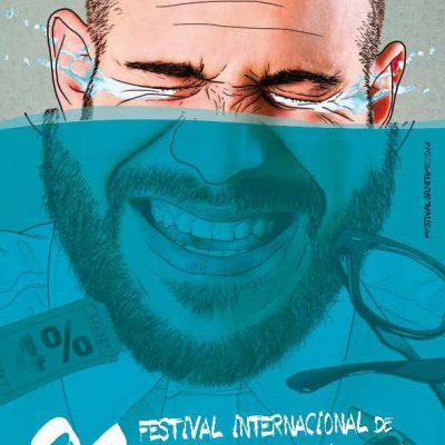 Cartel 21 Festival Humor Santa Fe