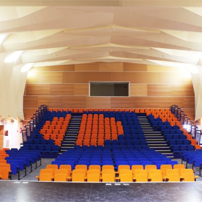 Palacio de las Artes Escénicas, Churriana