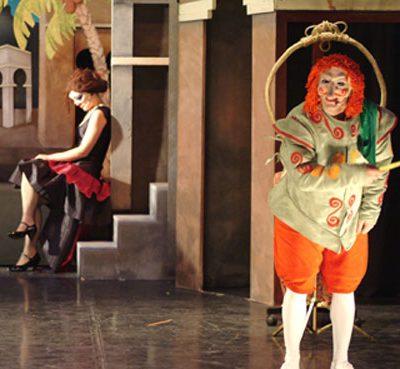 """Imágenes del festival """"Proyecto Lorca"""""""