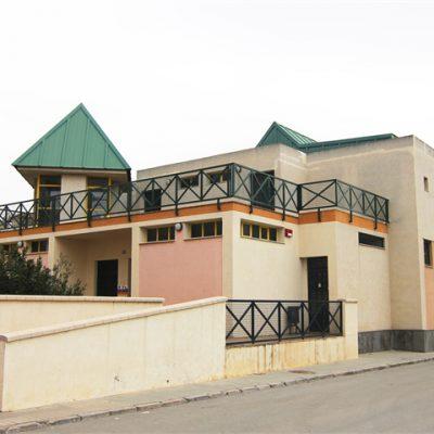 Casa de la Cultura Benalúa de Guadix