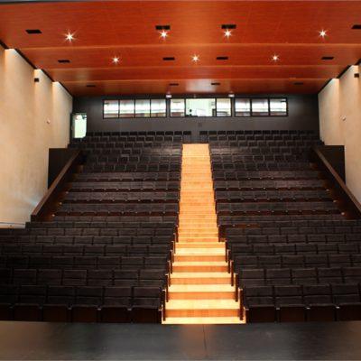 Teatro Pablo Neruda Peligros