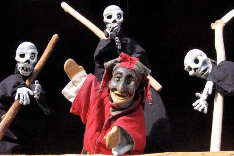 Festival de títeres Rinconcillo de Cristobica